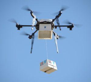 Drohne von 7-Eleven liefert Dinge des täglichen Gebrauchs (Foto: 7-Eleven)