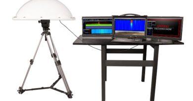 Drone-Detector der Aaronia AG