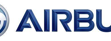 Logo von Airbus