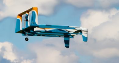 Amazon Prime Air Hybrid Drohne