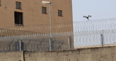 ArGUS soll Drohnen-Bedrohungen verhindern (© Fraunhofer IOSB)