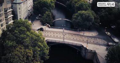 Berlin von oben - Kreuzberg - Berliner Rundfunk 91,4