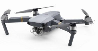 Multicopter DJI Mavic Pro