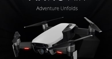 Intelligent & Intuitiv: DJI stellt Mavic Air vor