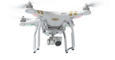 Testbericht - DJI Phantom III Professional - 4K