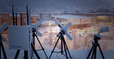 Dedrone sichert Weltwirtschaftsforum in Davos gegen Drohnen (Foto: Dedrone)