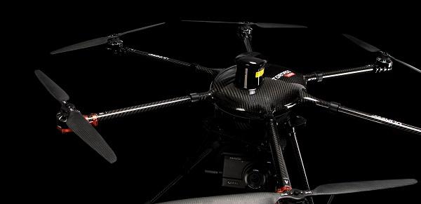 Der weiterentwickelte Hexakopter von Yuneec Tornado H920 Plus für professionelle Anwender