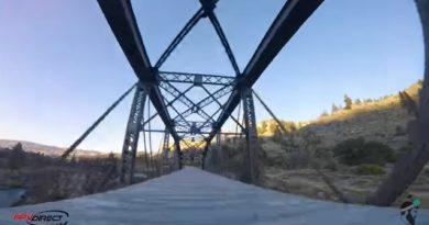 Drohne filmt Union Pacific Railroad (Quelle: Paul Nurkkala)