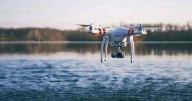 Drohnen unterstützen Rettungsschwimmereinsätze
