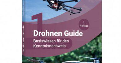Drohnen Guide Buch