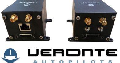 Veronte Autopilot für unbemannte Flugsysteme von Embention