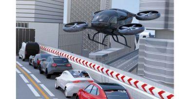 Flugtaxi – das Fortbewegungsmittel der Zukunft?