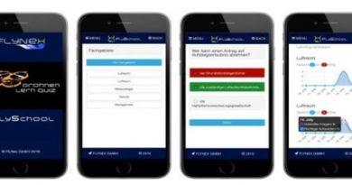 FlySchool App für Drohnen (Foto: FlyNex GmbH)