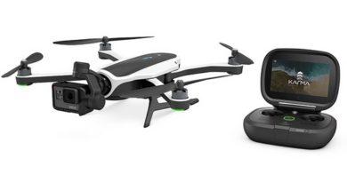 GoPro Drohne Karma mit Kamera HERO5 Black