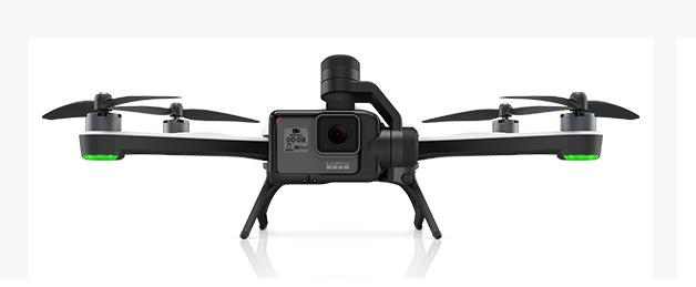 Der neue Quadrocopter GoPro Karma mit HERO5 Black (Foto: GoPro)