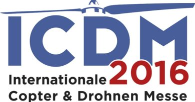 Internationale Copter und Drohnen Messe - ICDM