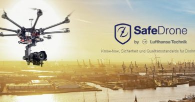 SafeDrone by Lufthansa Technik