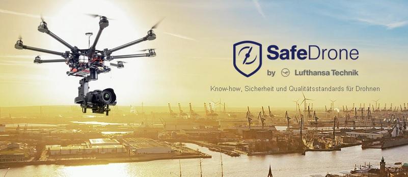 SafeDrone by Lufthansa Technik