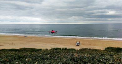 Seerettung mit Drohne - helper-drone.com