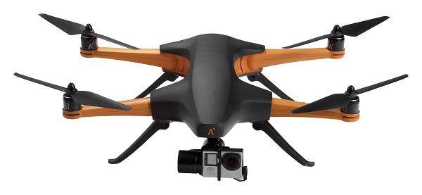 Erste Konsumer-Drohne mit künstlicher Intelligenz, Staaker aus Norwegen.