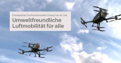 Umweltfreundliche Luftmobilität für alle