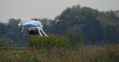Unbemannter Missionsausrüstungsträger UMAT der ESG (FOTO: ESG)