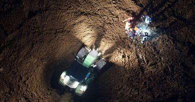 In Ochsenfurt wurde ein Vermisster mittels Drohne gefunden (Foto: Johanniter-Unfall-Hilfe e.V.)