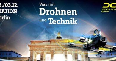 Was mit Drohnen und Technik (Bild: Conrad Electronic SE)