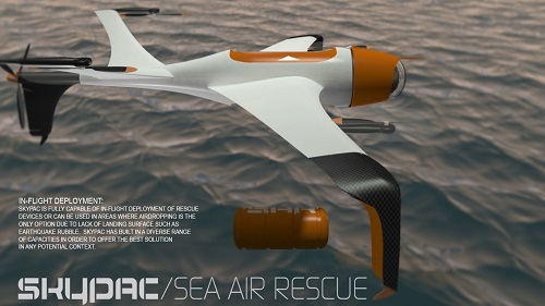 Airbus Cargo Drone Challenge Skypac