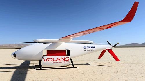 Airbus Cargo Drone Challenge Volans