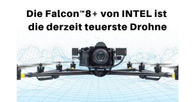 Die Falcon™8+ ist teuerste zivil genutzte Drohne