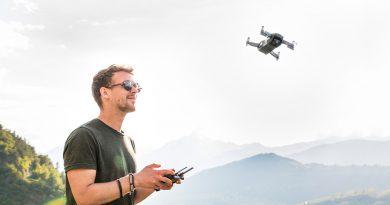 Die Geschenkidee - ein Drohnen-Schnupperflug