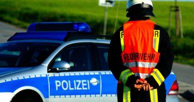 Drohnen im Polizeieinsatz – modernste Technik im Test!